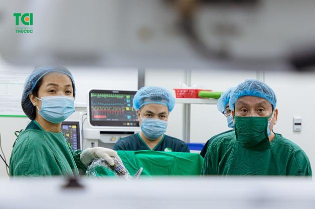 Nên phẫu thuật cắt u xơ tử cung ở bệnh viện có đội ngũ bác sĩ giỏi