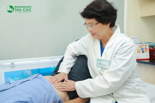 Hãy đi khám bác sĩ để được chẩn đoán chính xác nguyên nhân gây ra hiện tượng đầy hơi