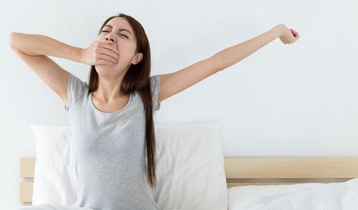 Hiện tượng nghén ngủ khi mang thai không hiếm gặp