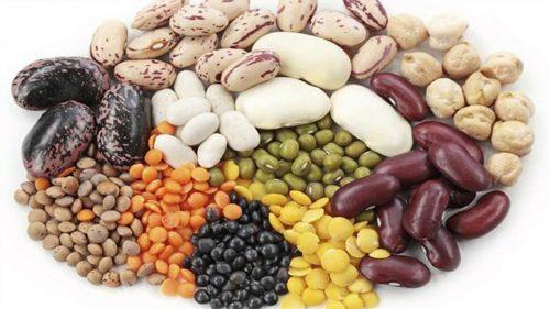 Người bị trào ngược dạ dày nên ăn nhiều các món ăn chế biến từ các loại đậu.