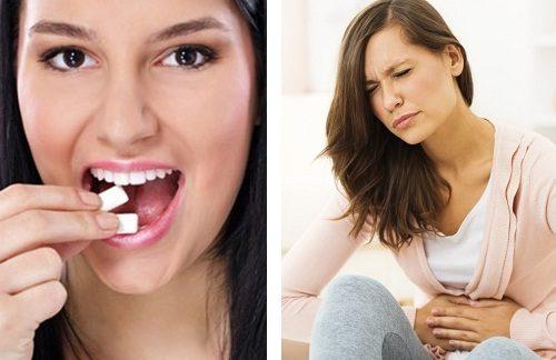 Nguy hiểm khó lường từ việc ăn nhiều kẹo cao su