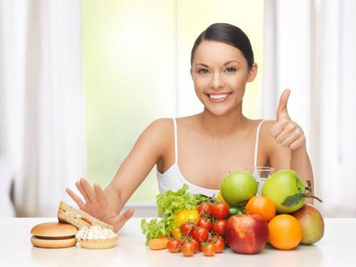 Áp dụng chế độ ăn uống khoa học sẽ giúp bạn tăng cường sức khỏe và tránh được nguy cơ mắc chứng đau thượng vị dạ dày