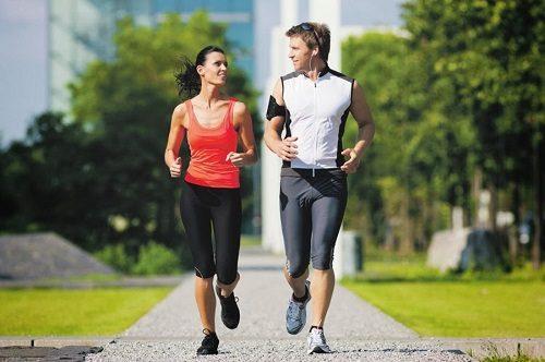 Tăng cường vận động thể dục thể thao sẽ giúp phòng ngừa rối loạn tiêu hóa và những vấn đề ở đường tiêu hóa