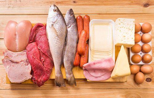Thiếu protein gây bệnh viêm cơ khớp