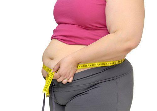 Thừa cân béo phì cũng khiến người bệnh dễ mắc trào ngược dạ dày thực quản