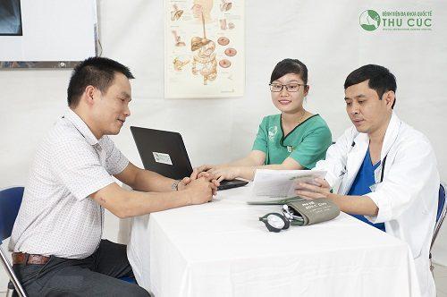 Người bệnh cần đi khám khi có dấu hiệu bệnh để có biện pháp điều trị phù hợp