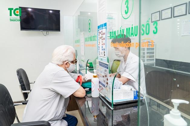 Những lưu ý để có được kết quả chính xác của chỉ số lym trong xét nghiệm máu là gì?