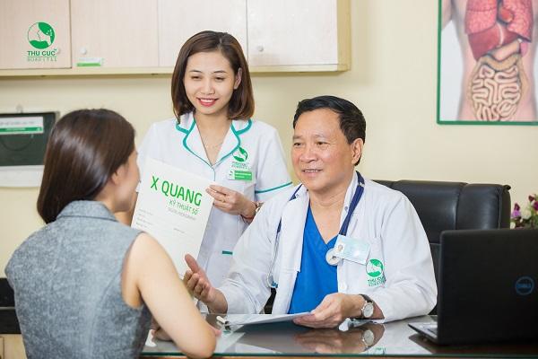Chủ động tầm soát ung thư định kỳ giúp phát hiện sớm bất thường nếu có