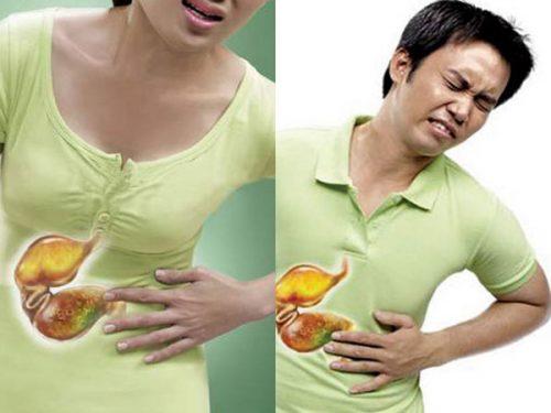 Đau vùng thượng vị là dấu hiệu cảnh báo các bệnh lý ở dạ dày như viêm dạ dày, thủng dạ dày...