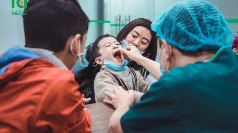 Phẫu thuật dính thắng lưỡi ở đâu? Gợi ý cho mẹ địa chỉ cắt thắng lưỡi uy tín