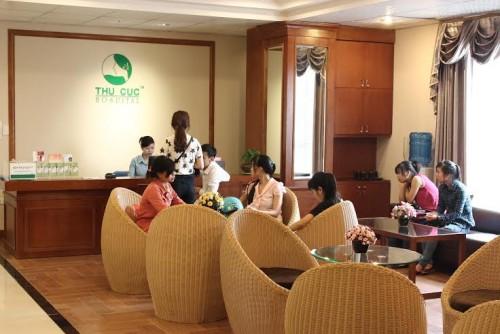 Phòng khám Sản phụ khoa, Bẹnh viện Đa khoa Quốc tế Thu Cúc