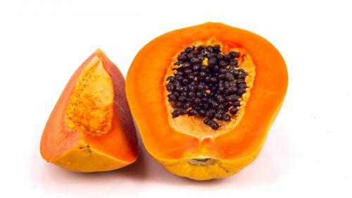 Đu đủ chín là thực phẩm rất tốt cho hệ tiêu hóa.