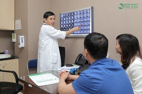 Bệnh viện Thu Cúc có bác sĩ giỏi sẽ trực tiếp tư vấn và điều trị bệnh cho người bệnh