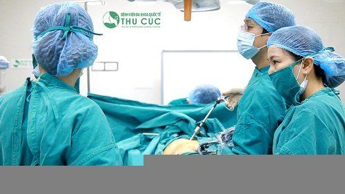 Mổ nội soi được chỉ định trong nhiều trường hợp và tùy vào sự lựa chọn của mỗi người bệnh