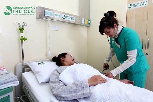 Quy trình điều dưỡng bệnh xuất huyết tiêu hóa cần tuân thủ chỉ định của bác sĩ điều trị.