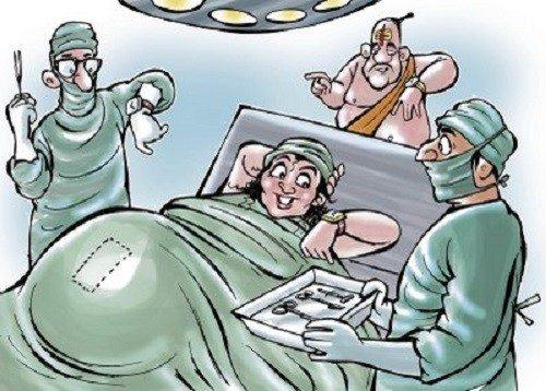 Sinh mổ 8 tháng có thai lại làm tăng các nguy cơ biến chứng thai kì.