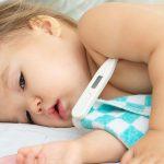 Cách sơ cứu sốt cao co giật ở trẻ mẹ cần biết