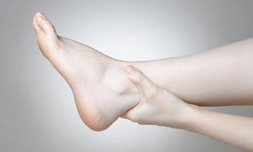 Sưng chân khi mang thai