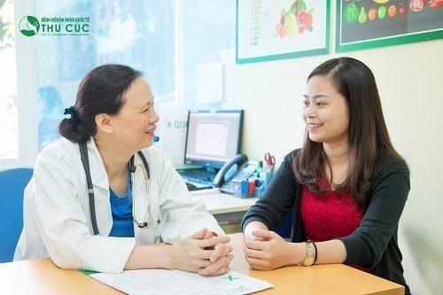 Chuyên khoa Tiêu hóa Bệnh viện Đa khoa Quốc tế Thu Cúc đang khám và điều trị nhiều bệnh lý đường tiêu hóa khác nhau trong đó có các bệnh lý tại hậu môn.