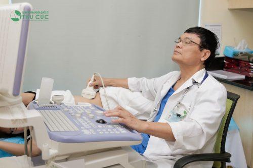 Siêu âm là một trong những xét nghiệm giúp phát hiện nguyên nhân gây tắc ruột non