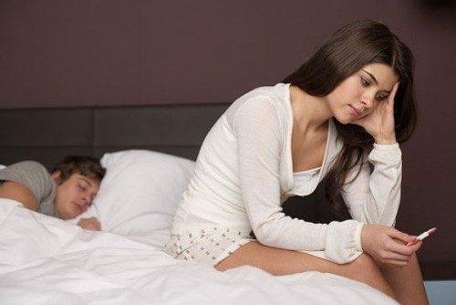 viêm nhiễm phụ khoa khó mang thai
