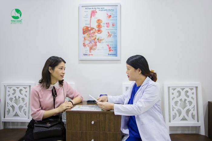 Bệnh nhân có tiền sử sảy thai, điều trị vô sinh là đối tượng nên thực hiện xét nghiệm NK