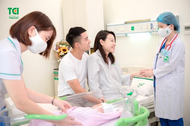 Bệnh viện ĐKQT Thu Cúc tự hàng là địa chỉ y tế được hàng ngàn mẹ bầu và các gia đình sao Việt tin tưởng lựa chọn để đón con yêu