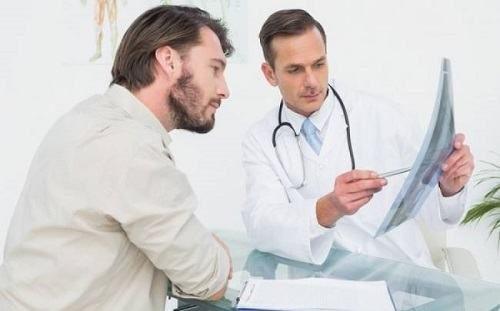 Thăm trực tràng u xơ tiền liệt tuyến