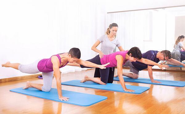 Người bệnh có thể lựa chọn các môn thể thao khác phù hợp với sức khỏe
