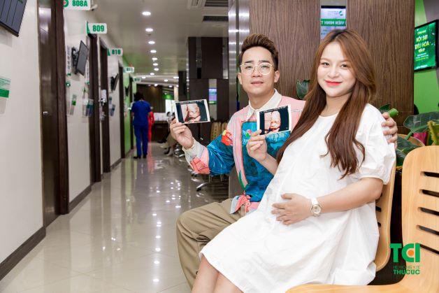 Thu Cúc tặng mẹ giảm 25% gói thai sản tiêu chuẩn và 15% gói thai sản VIP.