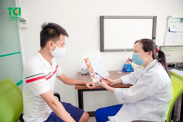 thăm khám định kỳ ngăn chặn thủ phạm đứng sau ung thư dạ dày đại tràng
