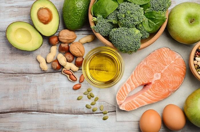 Chị em sau mổ u nang buồng trứng nên bổ sung thực phẩm giàu omega 3