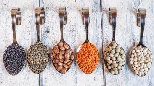 Đạm thực vật là một trong những thực phẩm an toàn cho người bị rối loạn tiêu hóa.