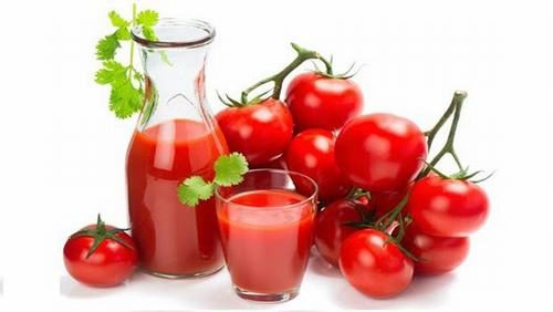 Trong cà chua chứa hàm lượng lycopene chống oxy hóa