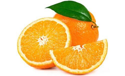Cam chứa nhiều vitamin C và chất xơ rất có lợi cho dạ dày.