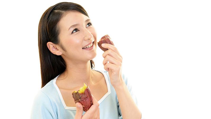 Khoai lang cung cấp nhiều dưỡng chất quan trọng cho mẹ bầu