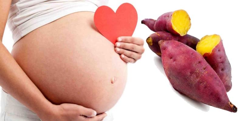 Tiểu đường thai kỳ có được ăn khoai lang không?