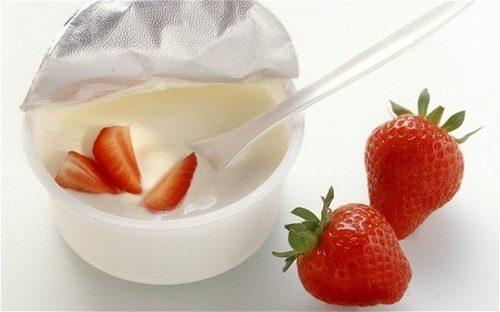 Sữa chua là thực phẩm có lợi cho đường tiêu hóa