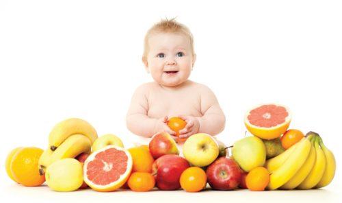 ác loại trái cây như cam, quýt, táo, lê, chuối... rất giàu vitamin C và chất xơ tốt cho hệ tiêu hóa