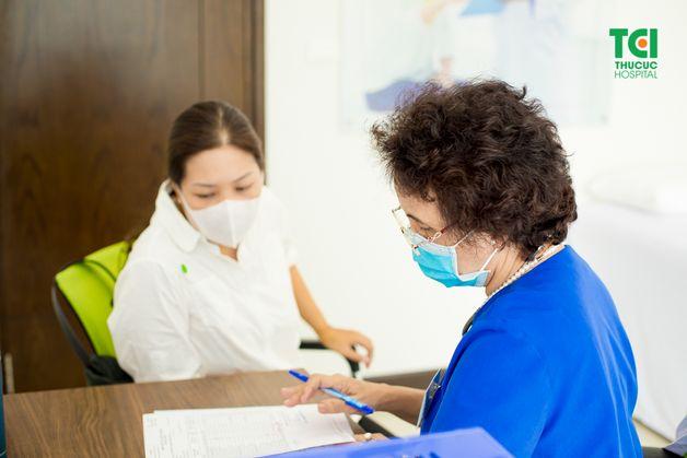quy trình khám sức khoẻ lao động