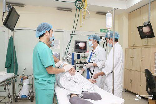Các phương pháp nội soi không đau có nhiều ưu điểm vượt trội: không khó chịu, không đau đớn, thoải mái...