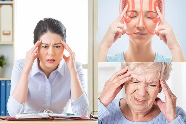 Người bệnh thường xuyên bị các triệu chứng của rối loạn tiền đình làm phiền tới cuộc sống.