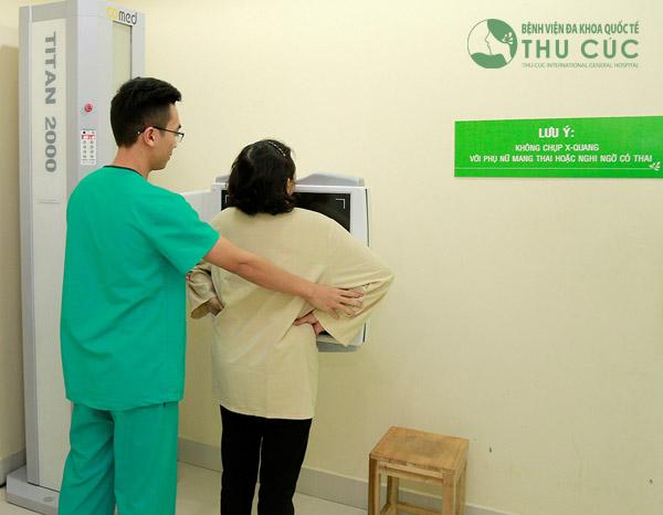 X quang phổi phát hiện những bệnh lý bất thường ở phổi