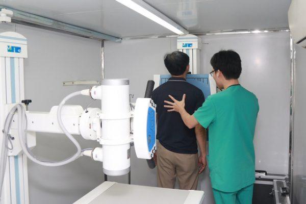 Chẩn đoán khối u phổi lành tính