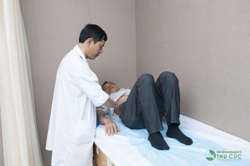 Bệnh viện Thu Cúc có bác sĩ giỏi sẽ trực tiếp thăm khám và tư vấn điều trị bệnh