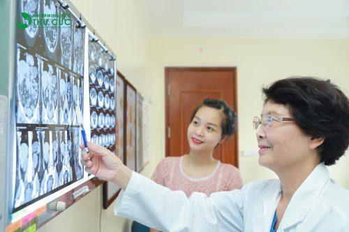 Chuyên khoa Tiêu hóa Bệnh viện Đa khoa Quốc tế Thu Cúc đang khám và điều trị nhiều bệnh lý đường tiêu hóa khác nhau, trong đó có bệnh về trực tràng.