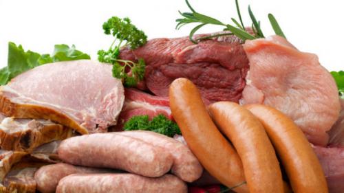 Người mắc u nang buồng trứng nên tránh các loại thịt đỏ, thức ăn có nhiều dầu mỡ,....