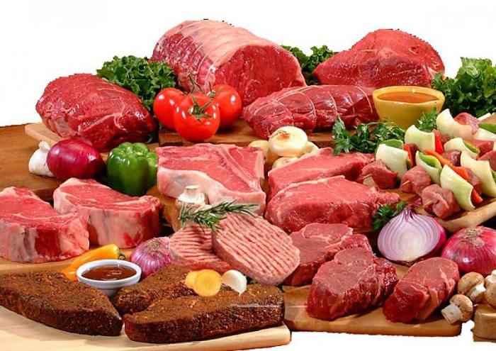 Không nên ăn thịt đỏ khi bị u xơ tử cung