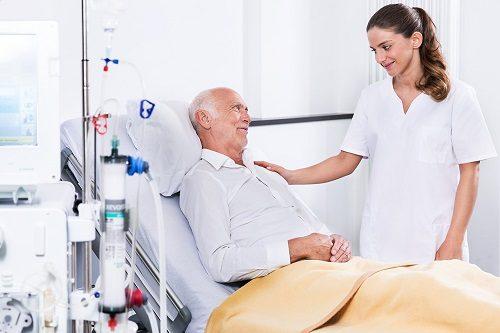 Người bệnh cần được chăm sóc đặc biệt để hồi phục sức khỏe