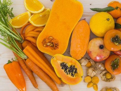 Tích cực ăn rau củ quả